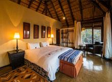 Tshwene Lodge interior